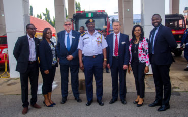 Prime Atlantic Welcomed Representatives from the Fire Service College, UK