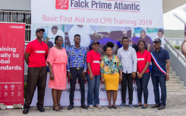 Falck Prime Atlantic Launches A FREE Basic First Aid and CPR Training Campaign For 2019