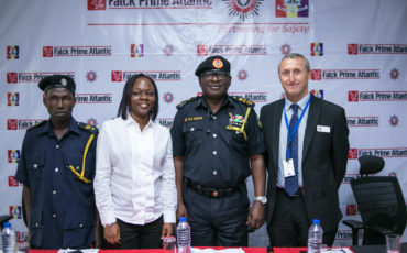 Falck Prime Atlantic Collaborates With the Fire Service College, Moreton-In-Marsh, UK, to Deliver World-Class Firefighting Training In Nigeria