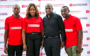 Prime Atlantic Trains 198 Nigerians in Basic First Aid and CPR for Free
