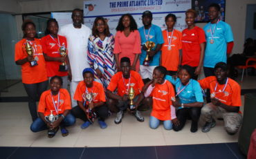 Prime Atlantic Limited Sponsored the 2019 Ikoyi Club Squash National Open and Closed Tournaments
