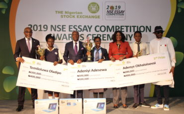 Prime Atlantic Limited Sponsored the NSE Essay Competition 2019
